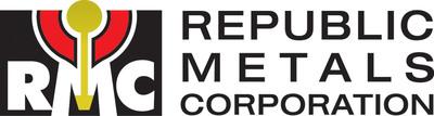 Republic Metals Corporation Logo. (PRNewsFoto/Republic Metals Corporation)