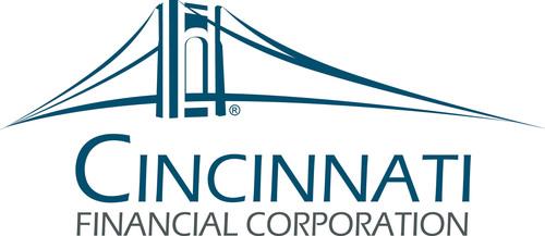 Cincinnati Financial Corporation logo. (PRNewsFoto/Cincinnati Financial Corporation) (PRNewsFoto/CINCINNATI FINANCIAL CORPORATION) (PRNewsFoto/CINCINNATI FINANCIAL CORPORATION)