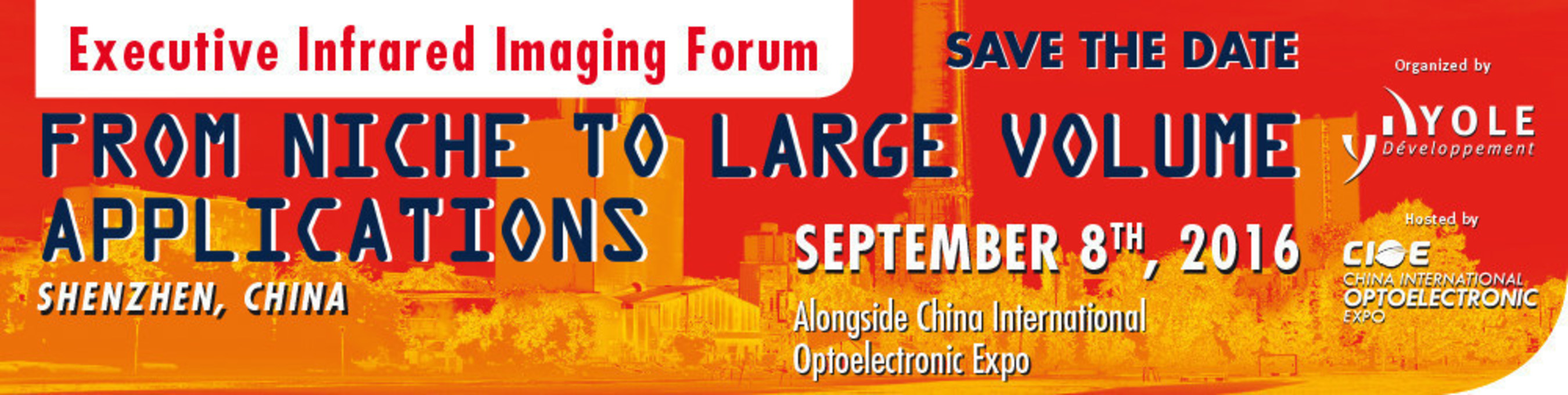 1st Executive Infrared Imaging Forum