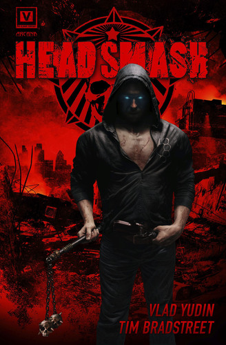 HEAD SMASH cover by TIM BRADSTREET.  (PRNewsFoto/The Vladar Company)