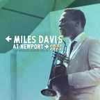 Ahead of the Newport Jazz Festival (July 31, August 1 & 2) the MILES DAVIS AT NEWPORT 1955-1975 will be available everywhere on Friday, July 17