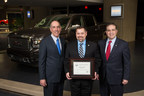 GM Named Top Automotive Employer for Veterans