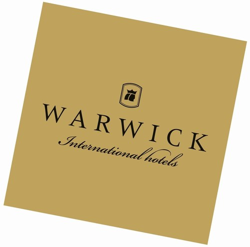 Warwick International Hotels Logo (PRNewsFoto/The Warwick International Hotels)