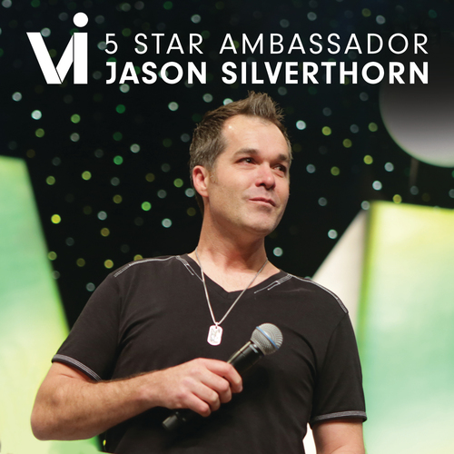Jason Silverthorn Becomes a Top Earner and 5-Star Ambassador with ViSalus (PRNewsFoto/ViSalus)