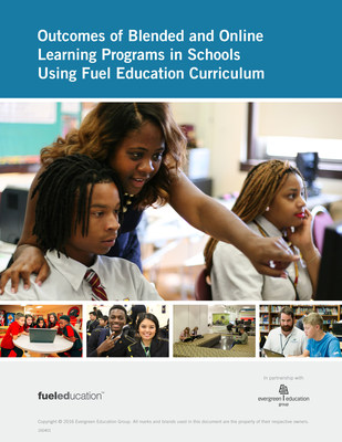 Evergreen Education Group Report on Nine Successful Online and Blended Programs