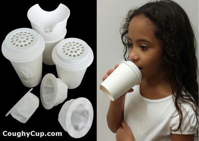CoughyCup.com.  (PRNewsFoto/Coughy Cup, Inc.)