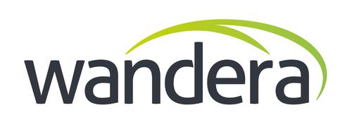 Wandera Logo. (PRNewsFoto/Wandera) (PRNewsFoto/)