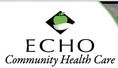 ECHO Community Health Care logo.  (PRNewsFoto/Stanton Optical)