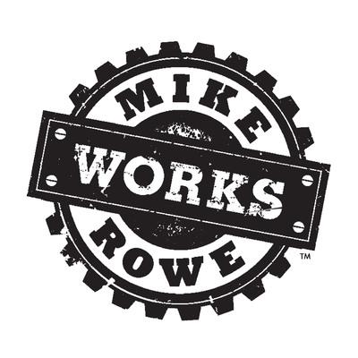 mikeroweWORKS Foundation Logo. (PRNewsFoto/mikeroweWORKS Foundation) (PRNewsFoto/MIKEROWEWORKS FOUNDATION)