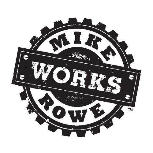 mikeroweWORKS Foundation Logo.  (PRNewsFoto/mikeroweWORKS Foundation)