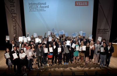 The 14 winner teams of IVA 2012 were celebrated at the award ceremony in Porto, Portugal.