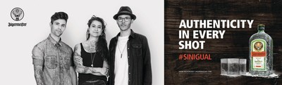 "This ""Sin Igual"" campaign showcases the aspirational faces of the Latino Millennial community in today's new America, now featuring James Koroni, Catalina Monsalve and Joel Isaac on billboards situated in high visibility intersections of Dallas."