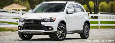 The Mitsubishi Motors Holiday Sales Event gives customers a chance to drive away in a 2016 Mitsubishi Outlander Sport with no down payment and zero percent APR for 72 months.