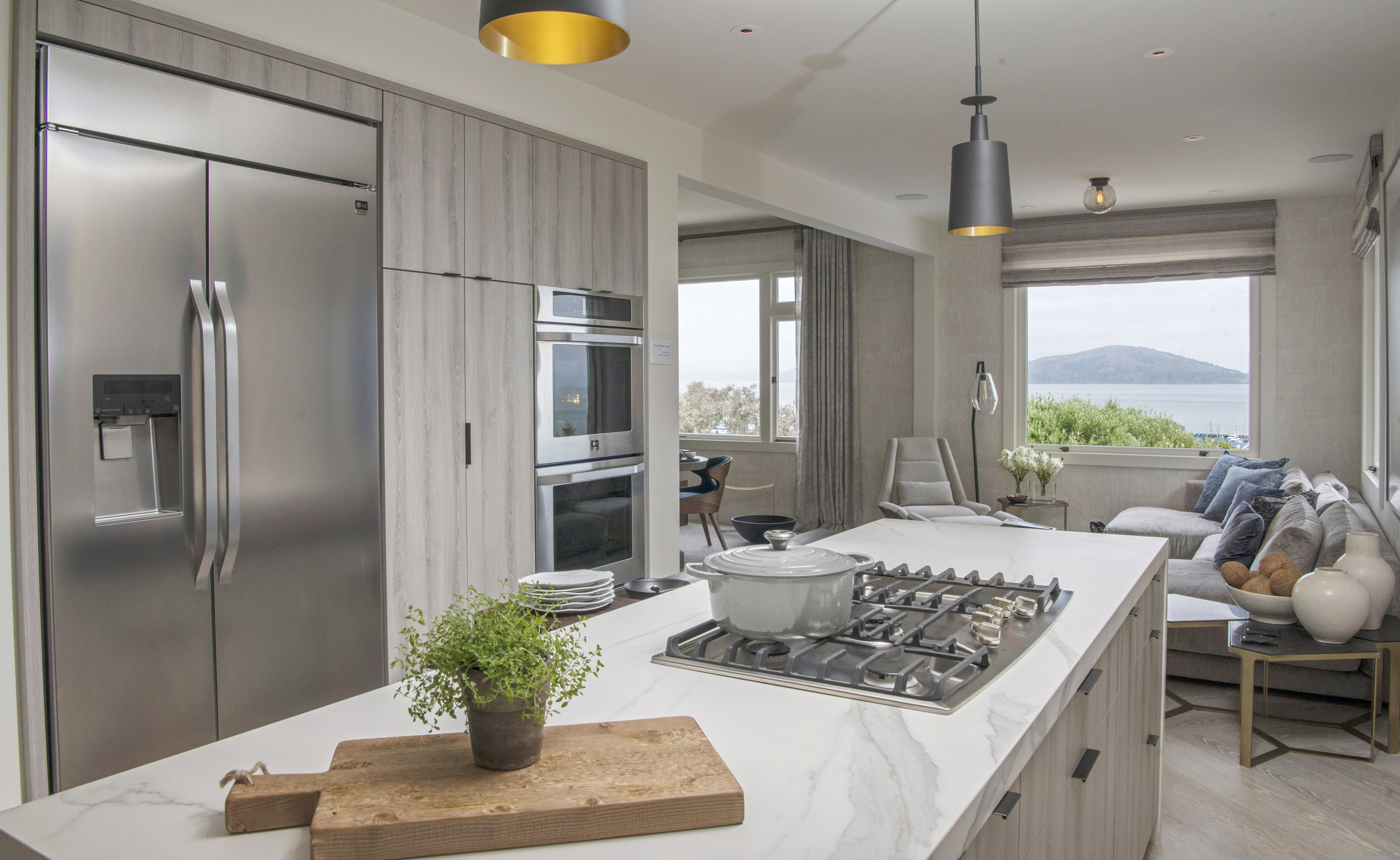 LG Studio Named Exclusive Home Appliance Partner Of 2016 San