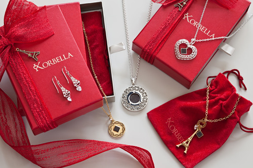 Korbella™ Introduces Collection of Fine Jewelry Featuring Genuine Pieces of the Eiffel Tower