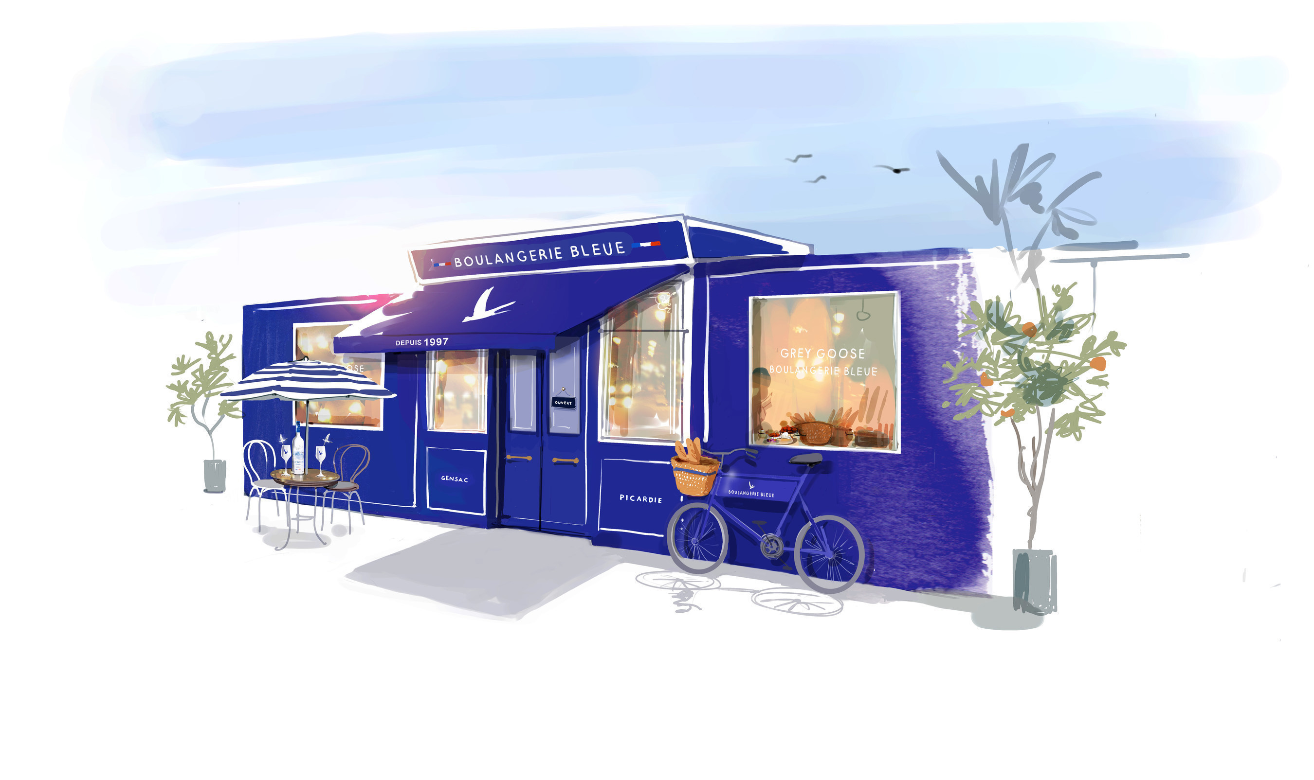 GREY GOOSE® Vodka Brings A Taste Of The French Riviera To