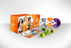 "Zumba Invites Baby Boomers To ""Live It Up"" With Zumba(R) Gold DVD Collection.  (PRNewsFoto/Zumba Fitness)"