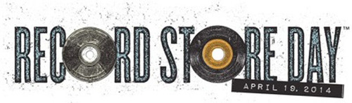 Record Store Day 2014.  (PRNewsFoto/Legacy Recordings)