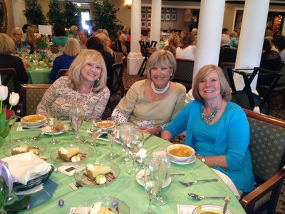 First Presbyterian Church of Fort Lauderdale's  Women's Ministry hosts their annual Spring Luncheon on Friday, May 13, 2016, from 11:30 a.m. to 2 p.m. at the Lauderdale Yacht Club.