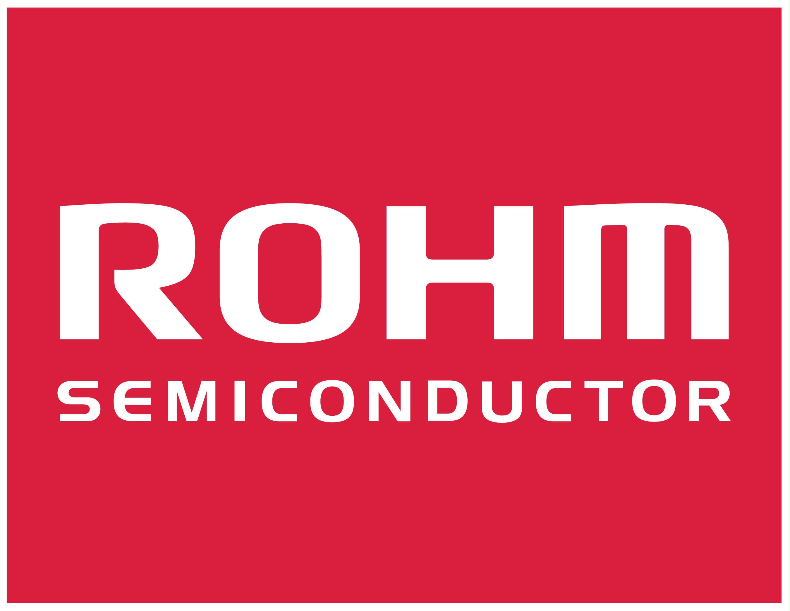 ROHM Semiconductor.