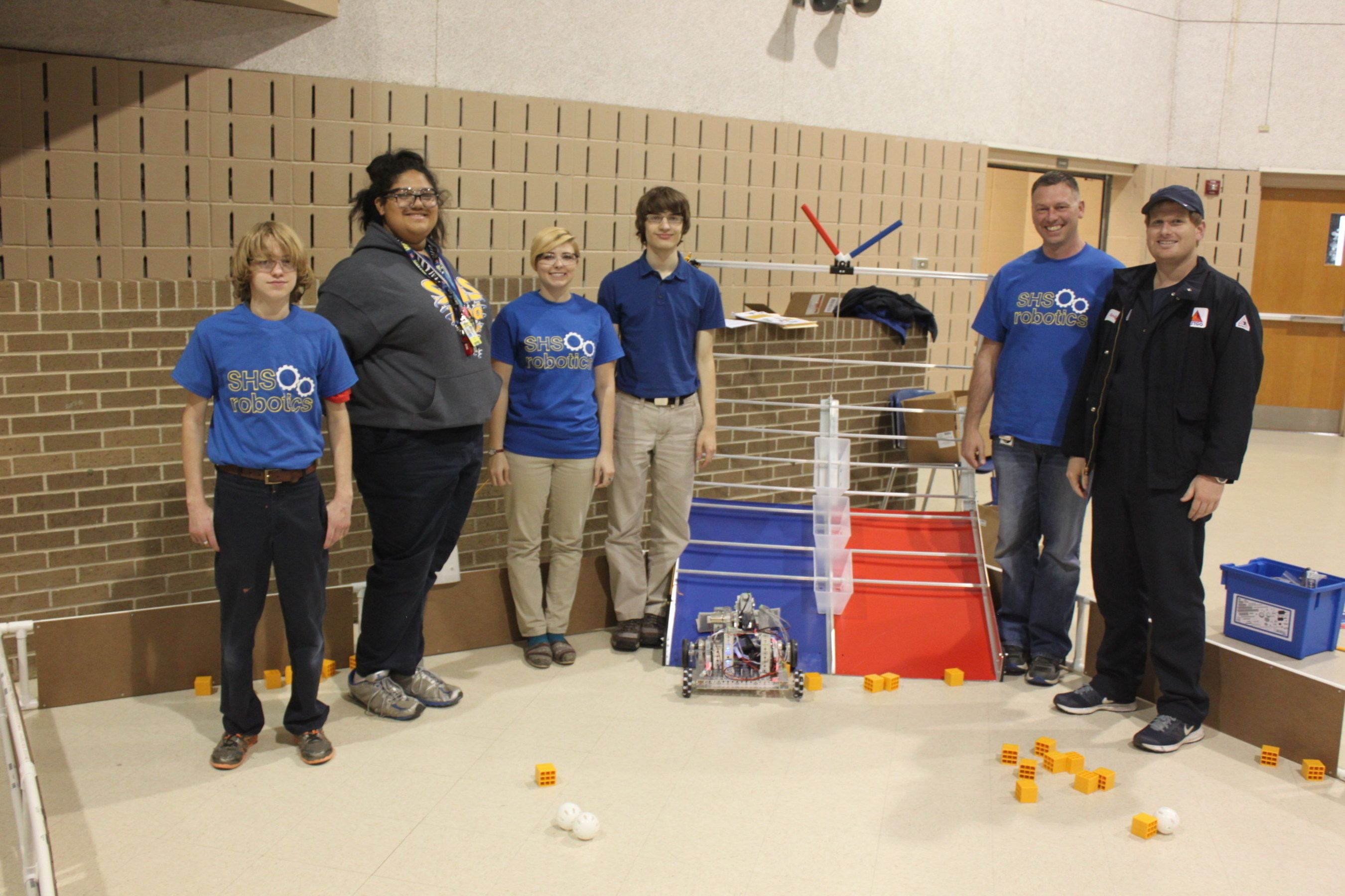 CITGO-Sponsored Robotics Teams Place at Competitions