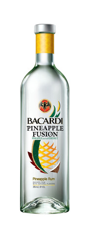 BACARDI® Expands Portfolio with BACARDI Pineapple Fusion Rum