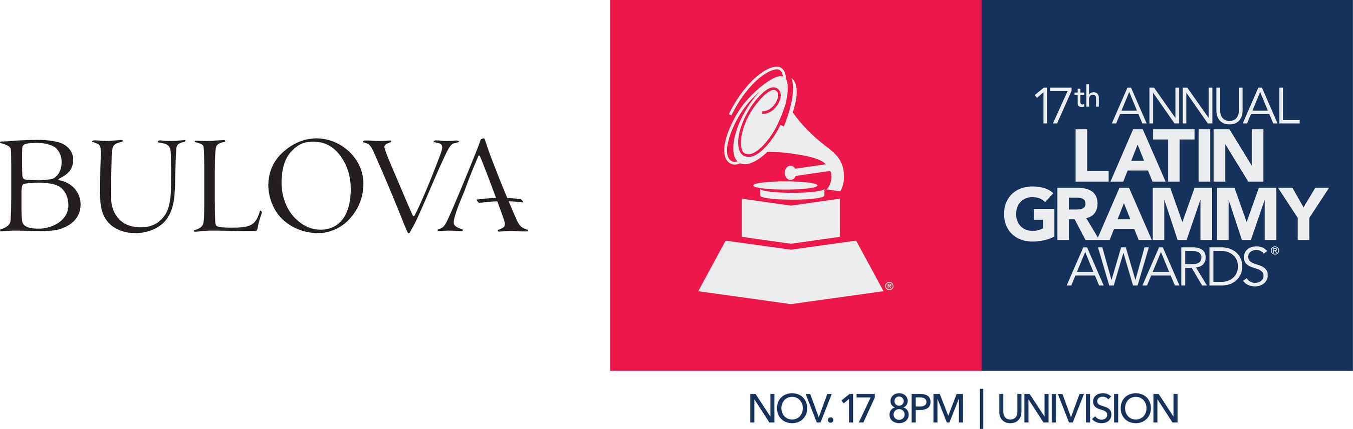 Bulova Corporation and The Latin Recording Academy' Announce Partnership for 17th Annual Latin GRAMMY Awards'