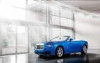 Rolls-Royce Unveils Trio Of Bespoke Dawns At Monterey Car Week