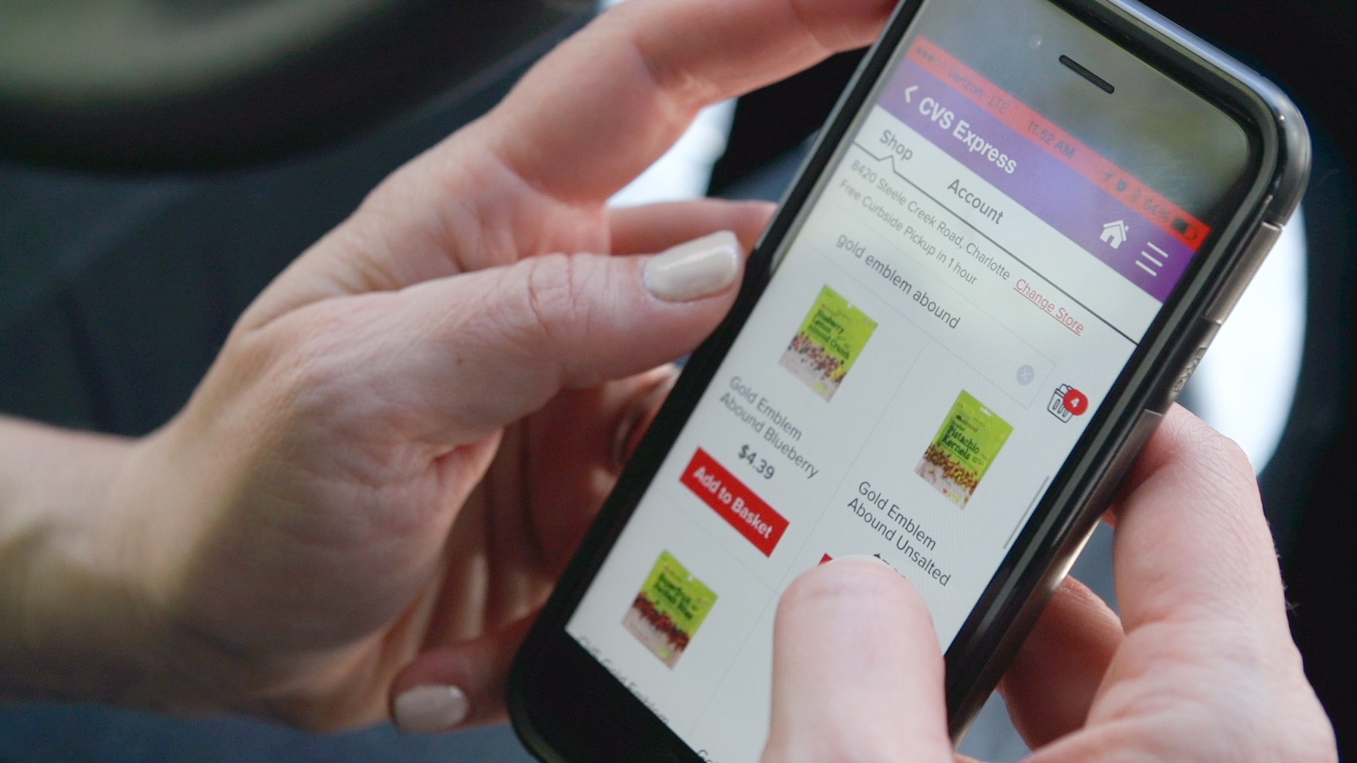 30a1c20f CVS Express is the industry's first retail solution that integrates  Curbside's market-leading technology right ...