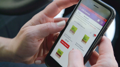 CVS Express is the industry's first retail solution that integrates Curbside's market-leading technology right into the CVS Pharmacy app. With CVS Express, customers can make mobile, in-app purchases for pickup at their local CVS Pharmacy in an hour at no additional charge.
