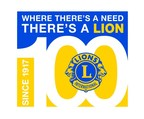 Lions Clubs International - Where there's a need, there's a LION (PRNewsFoto/Lions Clubs International)