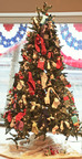 Emigrant Holiday Tree.  (PRNewsFoto/Emigrant Savings Bank)