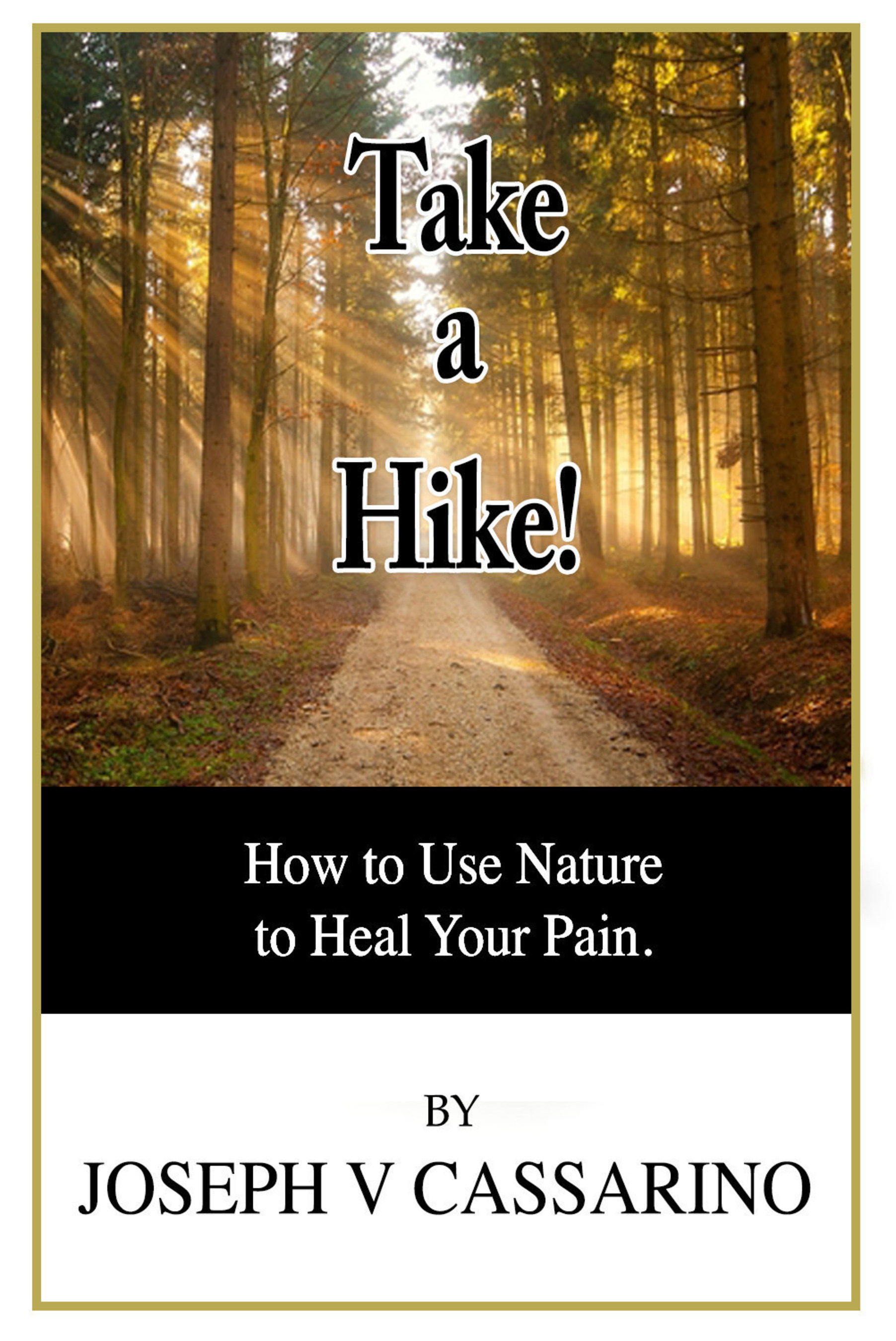 Take A Hike ~ Describes how connecting to nature helps you connect with collective consciousness and ultimately, heal yourself naturally by applying the laws of the universe. Laws which science is now proving are accurate.