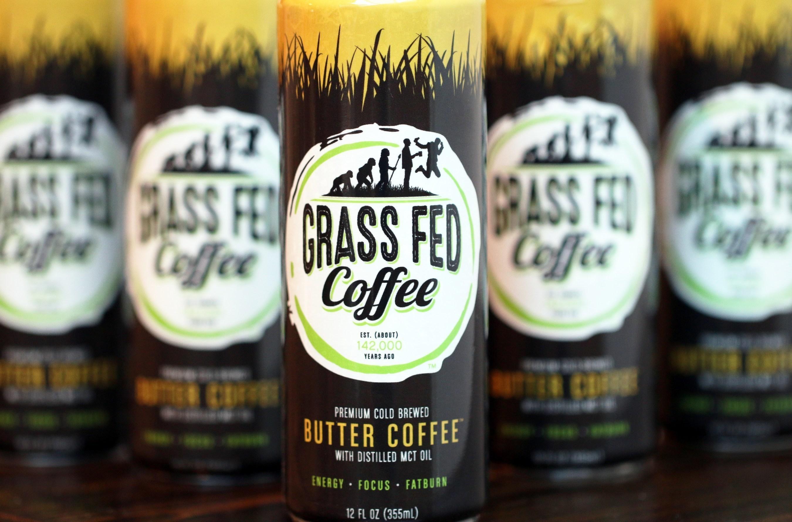 Grass Fed Coffee Kickstarter Campaign Surpasses Its Kickstarter Goal By A Staggering 500%