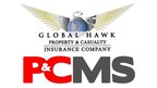 Global Hawk Property & Casualty Insurance Company® Selects PCMS' Atlas™ Cloud P&C Solution