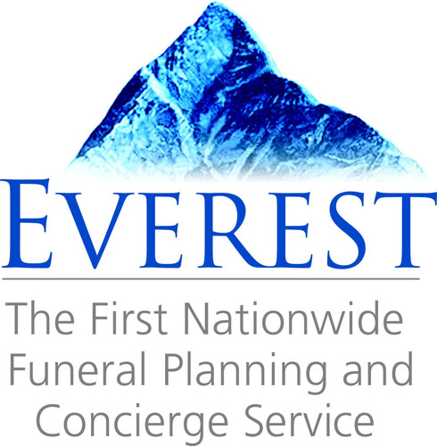 Everest - The First Nationwide Funeral Planning and Concierge Service. (PRNewsFoto/Everest)