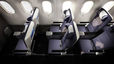 British Airways 787 Dreamliner. (PRNewsFoto/British Airways) (PRNewsFoto/BRITISH AIRWAYS)
