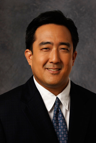 Ku'uhaku Park, Matson's Vice President, Government and Community Relations.  (PRNewsFoto/Matson, Inc.)