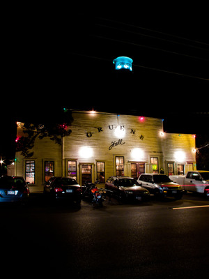 Gruene Hall, in the Gruene Historic District of New Braunfels has hosted great country music like Willie Nelson, George Strait, Townes Van Zandt, Jerry Jeff Walker, Lyle Lovett, Hal Ketchum, Gregg Allman and many more. It has acted as a 'nursery' for up and coming artists, including Lyle Lovett, Townes Van Zandt, Hal Ketchum, Bruce Robison, Nanci Griffith, Ryan Bingham, Jimmy Dale Gilmore, Robert Earl Keen, Lucinda Williams and many others. 'The Hall' features live music almost every night!