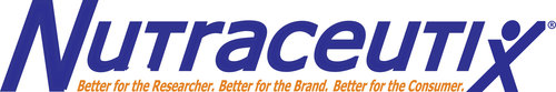 Nutraceutix corporate logo, Redmond, WA, USA, 10-15-11.  (PRNewsFoto/Nutraceutix, Inc.)