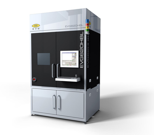 EV Group Launches Second-Generation EVG620HBL Mask Alignment System for LED Manufacturing