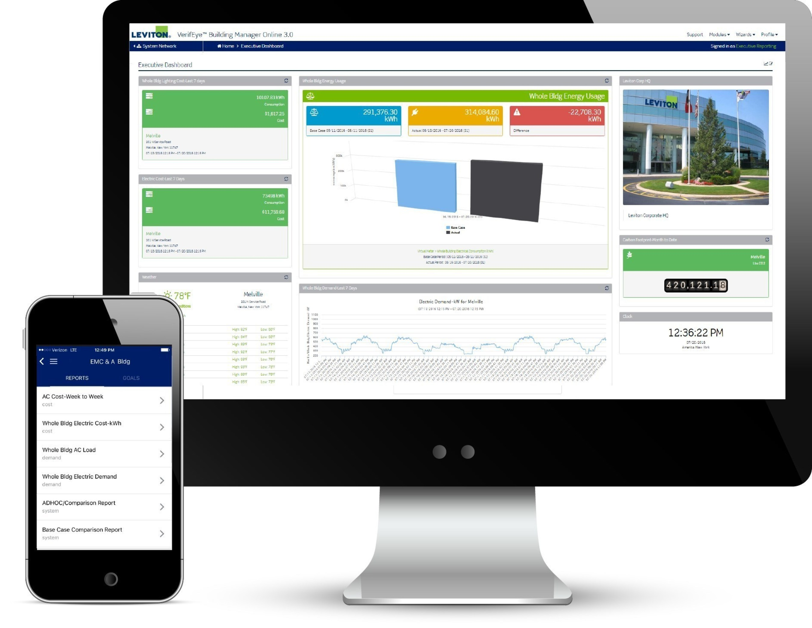 Leviton Launches VerifEye BMO 3.0 Energy Monitoring and Tenant ...