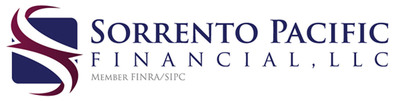 Sorrento Pacific Financial Logo www.sorrentopacific.com.  (PRNewsFoto/Sorrento Pacific Financial, LLC)
