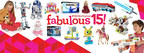 """The 2015 Toys""""R""""Us Holiday Hot Toy List is here!"""
