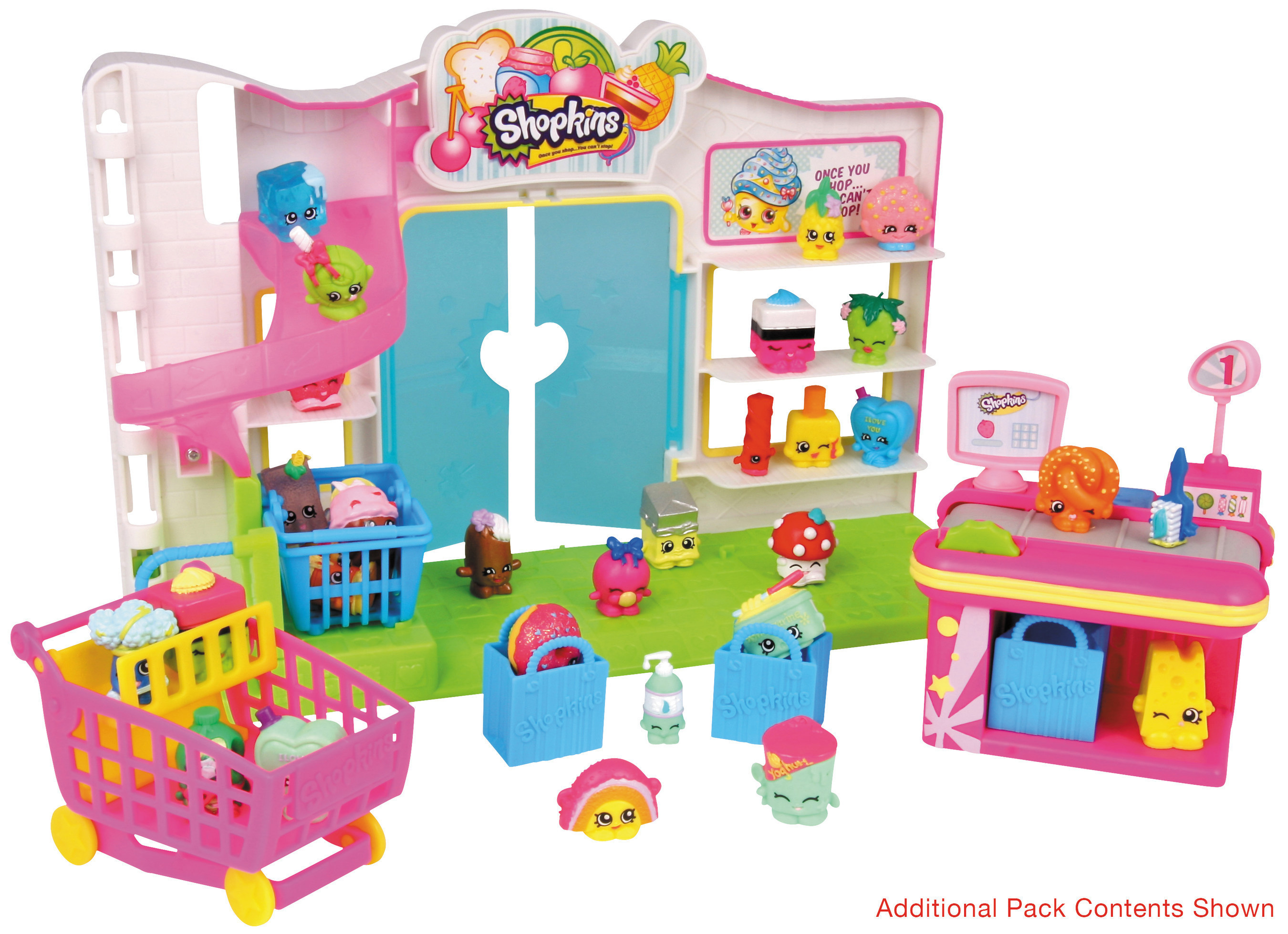 Shopkins Small Mart is named a 2015 Toy of the Year finalist by the Toy Industry Association. To meet high demand, Moose Toys is flying in additional stock for the holidays.