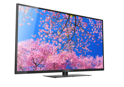 SANYO Introduces its 2014 Full HD TV Line-up (PRNewsFoto/SANYO Manufacturing Corporation)
