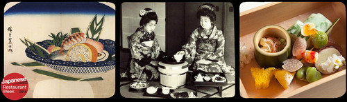 New York City Celebrates Annual Japanese Restaurant Week with a Blast from the Past - February 17 - March 16, ...