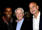 (From Left to Right): Marcus Samuelsson, Richard Grausman, Mark Weiss