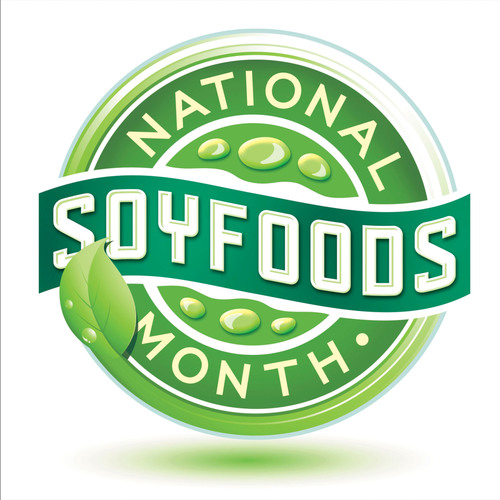Soyfoods Association of North America, logo.  (PRNewsFoto/Soyfoods Association of North America)