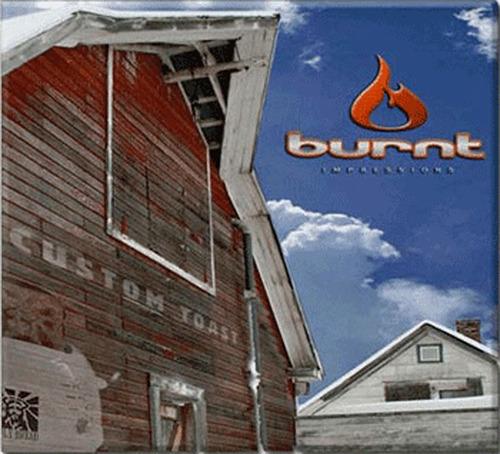 Burnt Impressions logo. (PRNewsFoto/Burnt Impressions) (PRNewsFoto/BURNT IMPRESSIONS)
